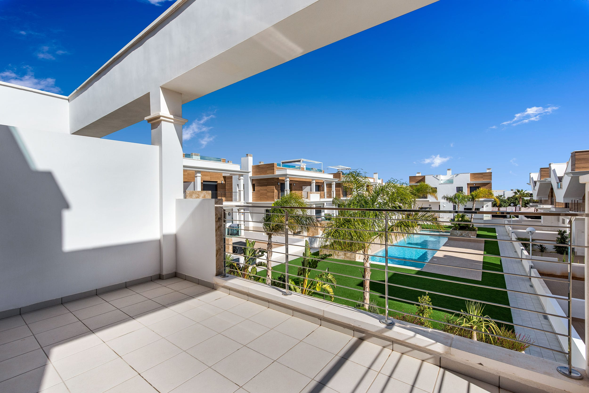 New modern townhouse duplex for sale Ciudad Quesada Alicante Costa Blanca
